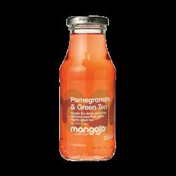 Té verde con granada
