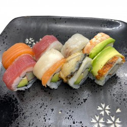 8 sushicolor roll