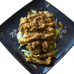 pollo rebozado