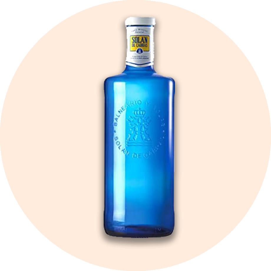 Agua Solán de Cabras 1L