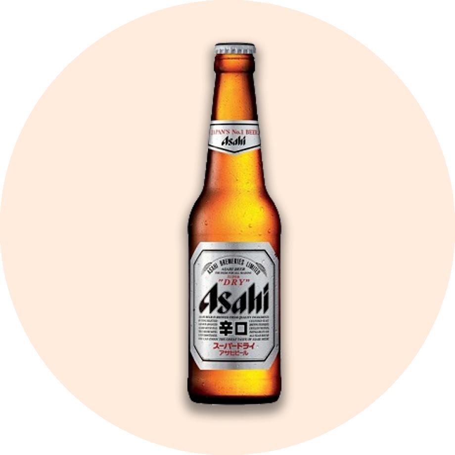 Cerveza Asahi Super Dry