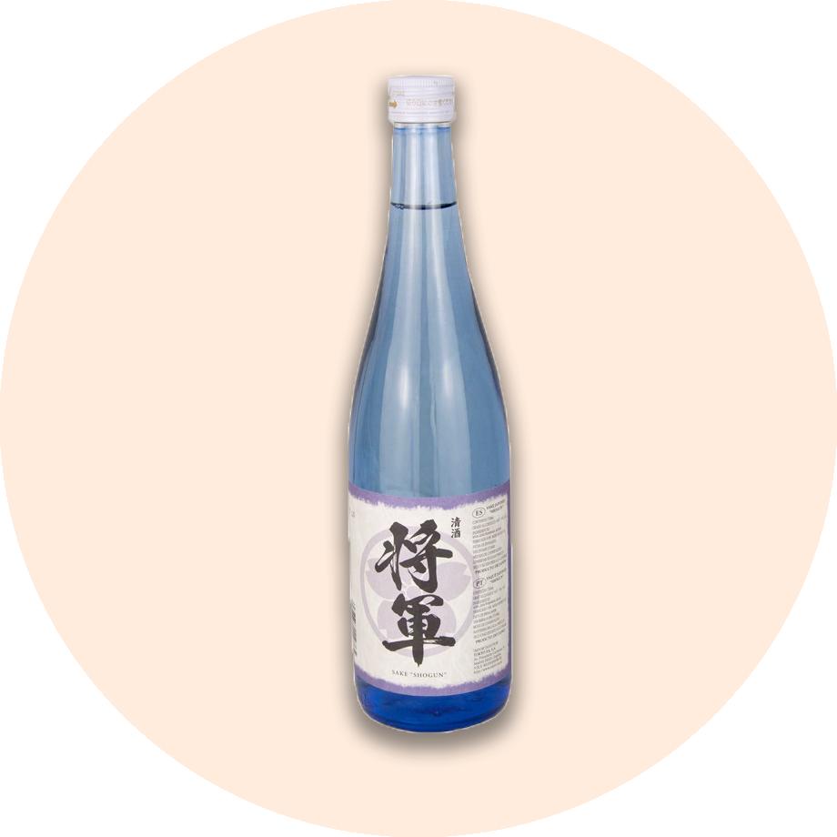 Sake de Kyoto Shogun